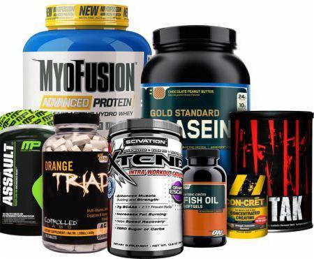 лучшее спортивное питание для роста мышц отзывы