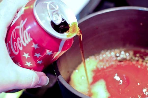 how to make cola soup