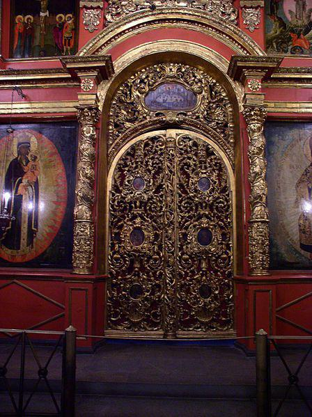 The Archangel Cathedral of the Moscow Kremlin history