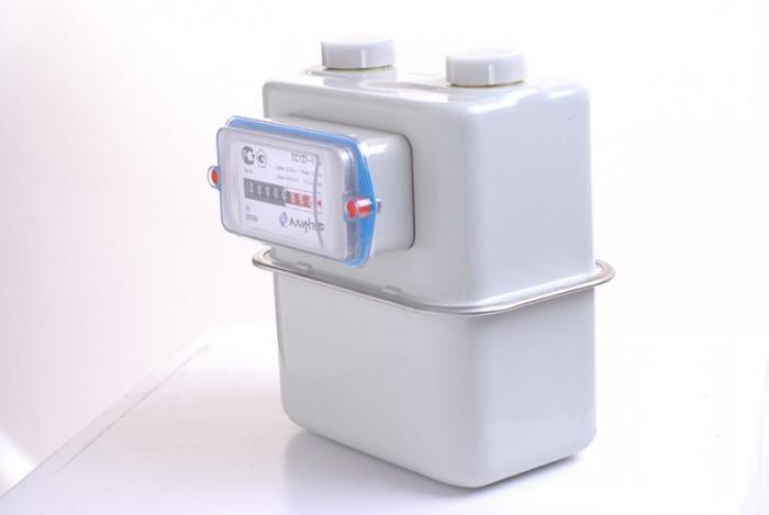 gas meter free