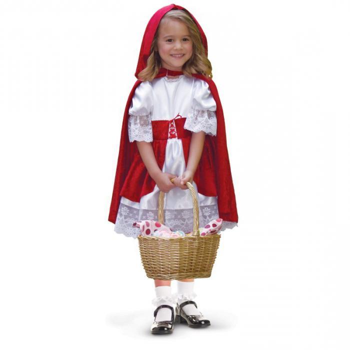 Красная шапочка юбка