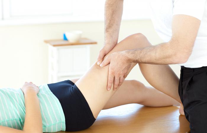 При долгой хотьбе боли в ногах