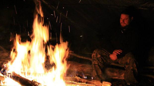 школа выживания в лесу