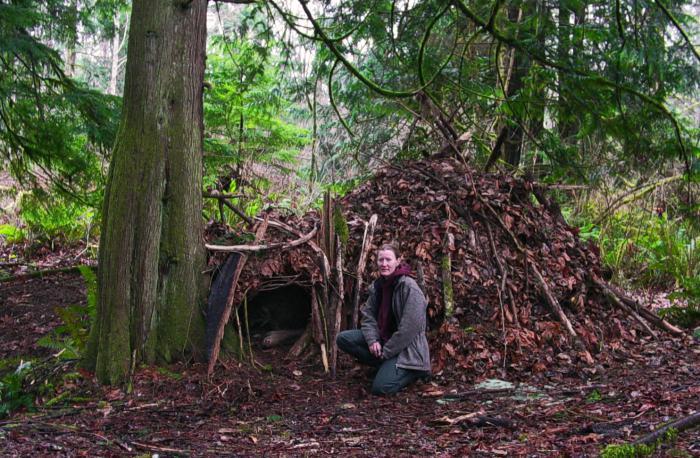 уроки выживания в лесу