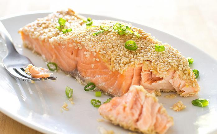Рыба кета в духовке рецепты