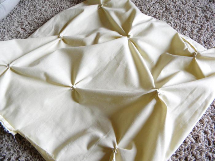 выкройки декоративных подушек