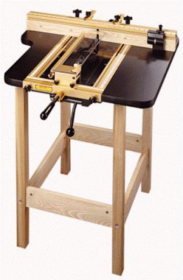 Как сделать стол для ручного фрезера фото 1