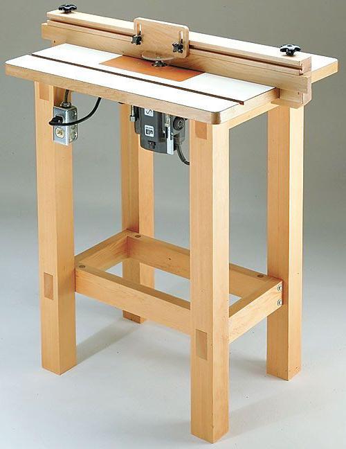 Стол для ручного фрезера своими руками с чертежами 107