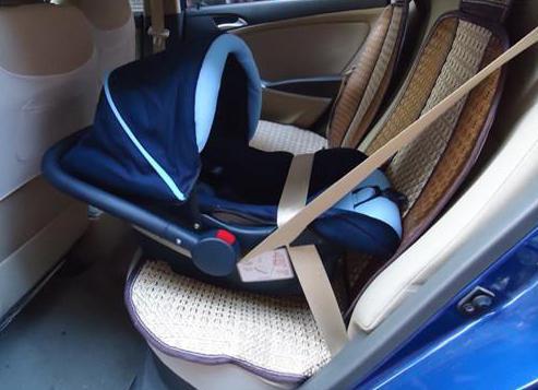 детская автолюлька для новорожденных