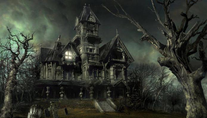Ужасы Про Дома С Призраками Торрент