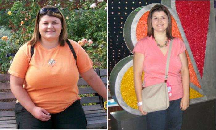 Реальный истории похудения
