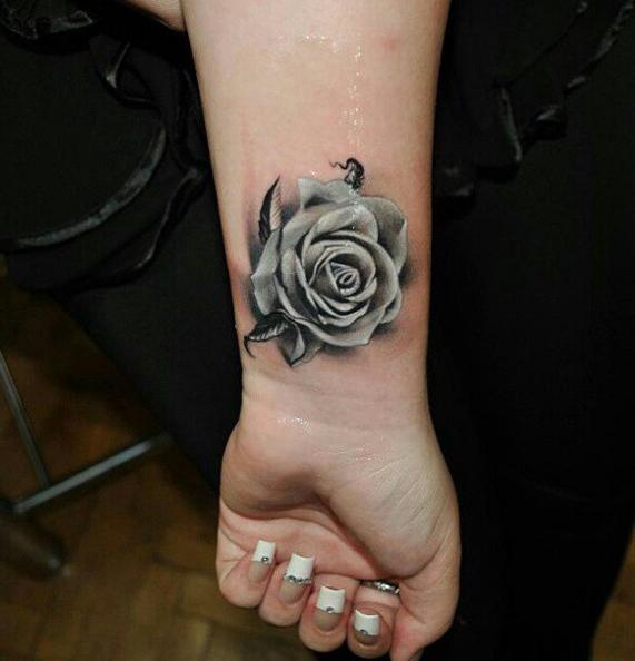 Что означает татуировка роза? - elHow