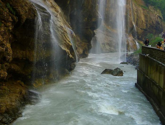 river Chegem
