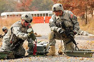 Engineering and Sapper Forces