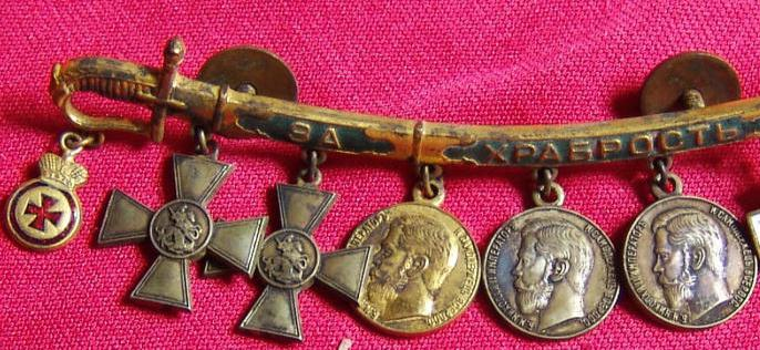 Список полных кавалеров ордена георгия