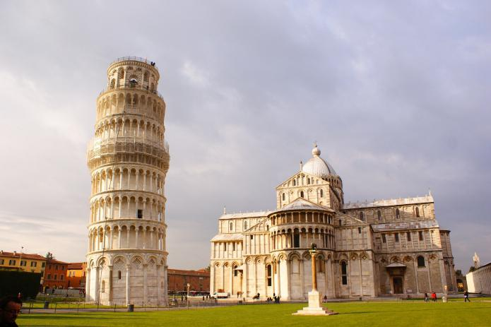 where is the leaning tower in which city