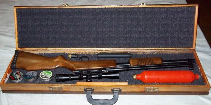 рср винтовки 5 5 без лицензии