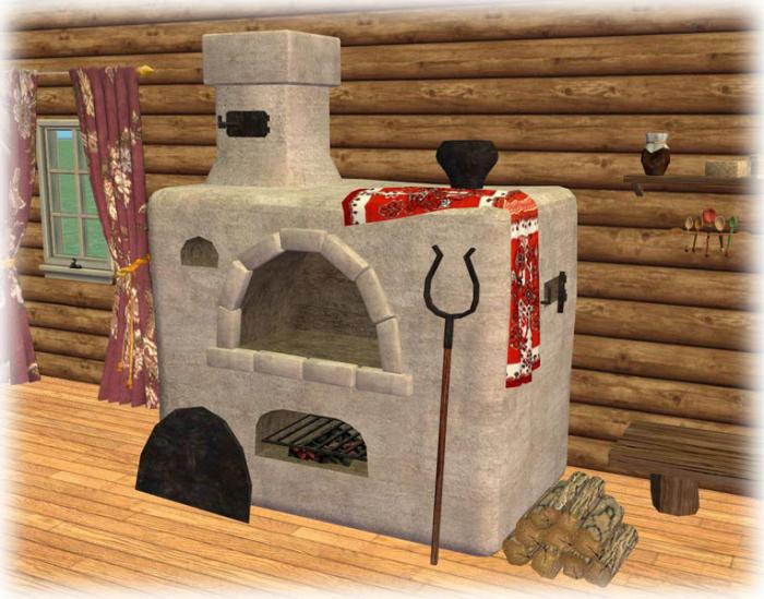 Русская печь печка своими руками фото 694