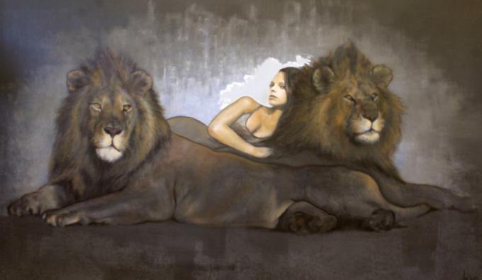 лев зодиака завоевать знаком девушку как под