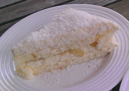 торт рафаэлло домашний