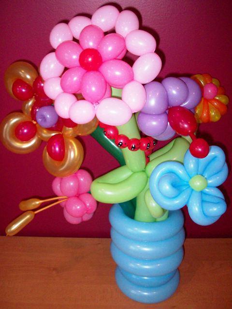9 из шаров своими руками