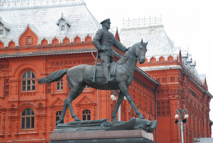 Monuments dedicated to the Great Patriotic War.