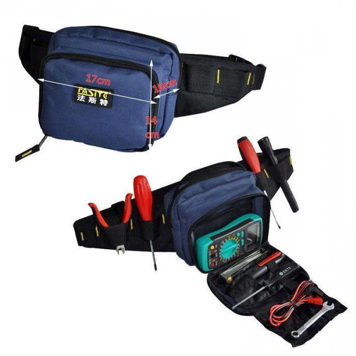 04bc1d69e2ba Поясная сумка для инструмента своими руками | Выживи сам