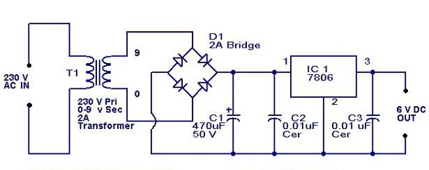 three-level voltage regulator do it yourself