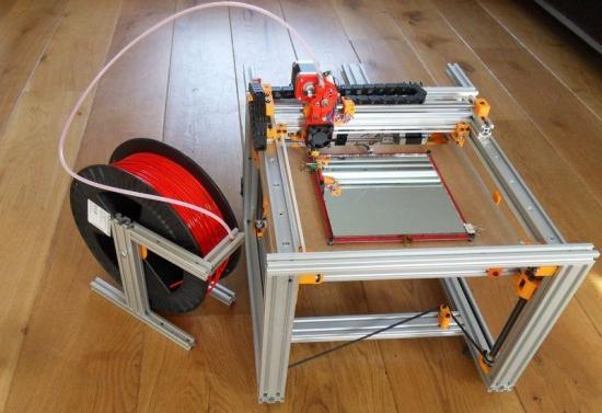 Экструдер 3d принтера своими руками