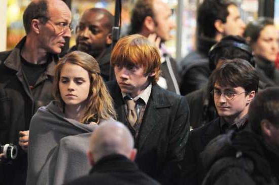 Гарри поттер интересные факты о съемках новости о ренате литвиновой и земфиры