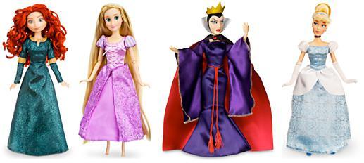 Disney Princess Baby Dolls