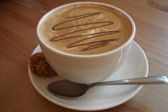 Кофе эспрессо капучино