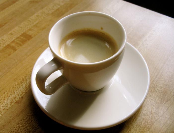 Кофе эспрессо в домашних условиях
