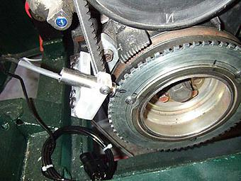 crankshaft position sensor 2110