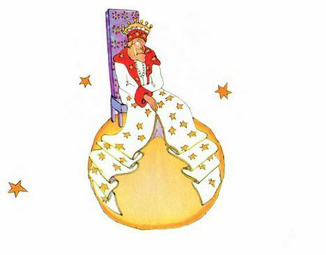 fairy tale little prince summary