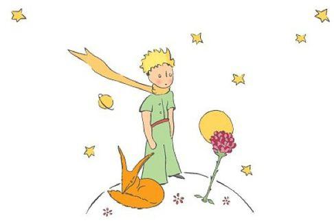 Читать онлайн экзюпери маленький принц с картинками читать