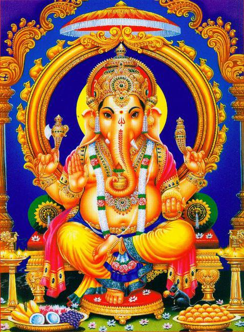 Mantra Ganesh to attract money