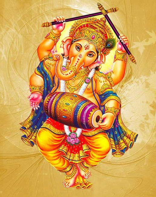 Mantra Ganesh wealth and prosperity