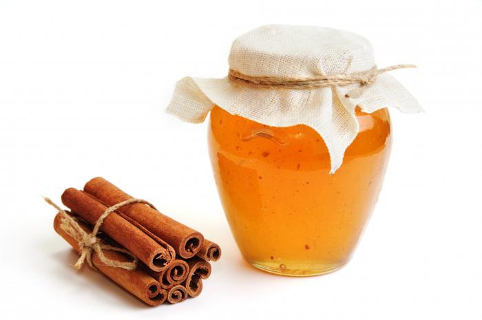 Honey Cinnamon Slimming