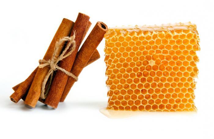 корица с медом рецепт