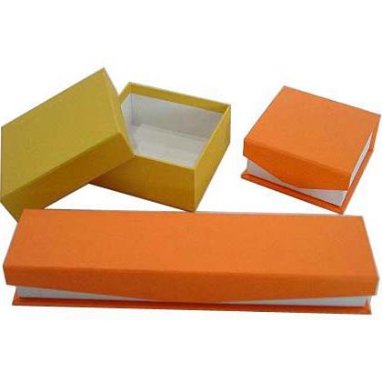 Как сделать коробку из бумаги: