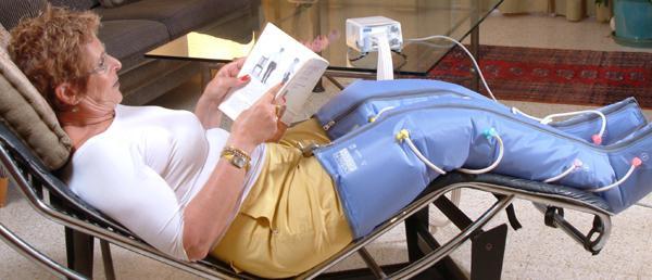 массаж при лимфостазе нижних конечностей