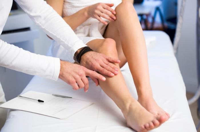 lymphostasis of the lower extremities causes
