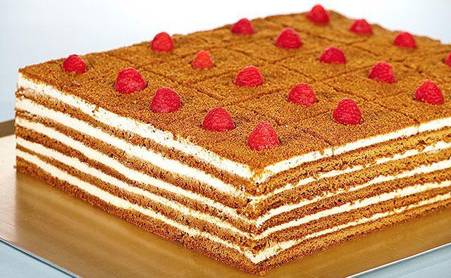 Торт рыжик рецепт и