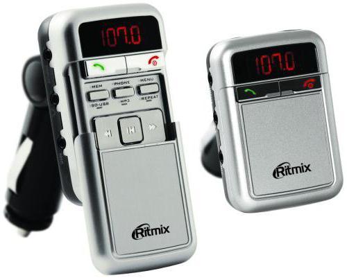 fm ritmix transmitter