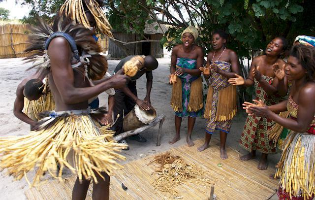Дикие племена амазонки и обычие секс