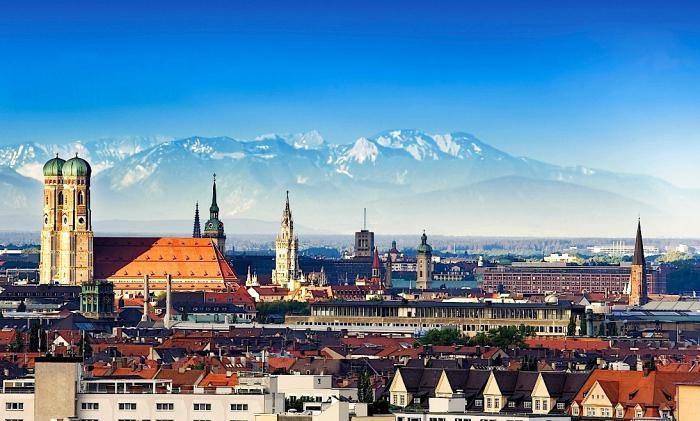 Munich attractions