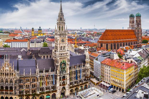 Munich attractions photos