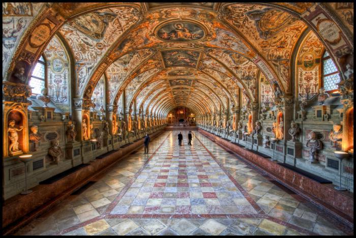 Munich Attractions Description