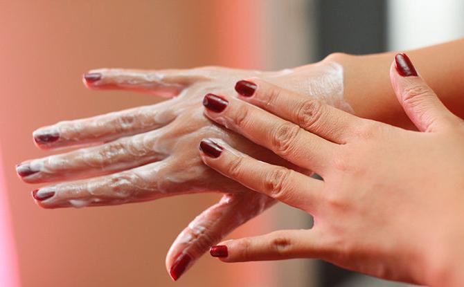 омолаживающие маски для рук